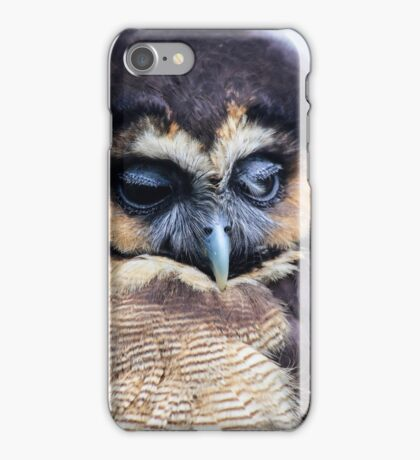 Wise Woods iPhone Case/Skin