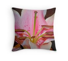 The prettiest of them all!!! Throw Pillow