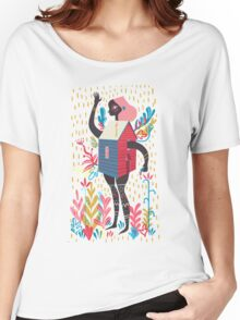 House house Women's Relaxed Fit T-Shirt