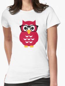 Geek nerd owl T-Shirt