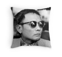 Kent St Candid Throw Pillow