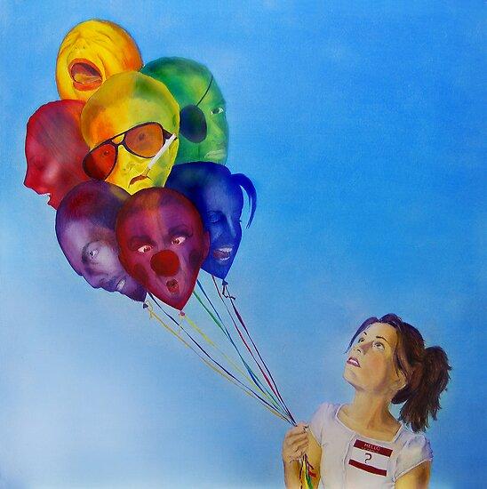 Dissociative Identity Disorder by Chava  Light