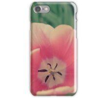 Pink Spring Poppy iPhone Case/Skin