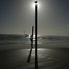 lensflare by Martina  Stoecker