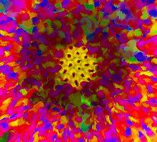 FLOWER LIGHT  by Michelle BarlondSmith