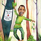 Obama's Economic Stimulus Plan by Chava  Light