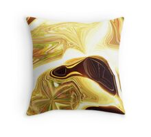 dirty winshield  Throw Pillow