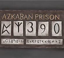 Azkaban Prison by Jade Jones