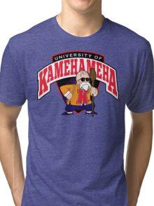 University of Kamehameha Tri-blend T-Shirt