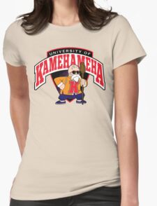 University of Kamehameha Womens Fitted T-Shirt