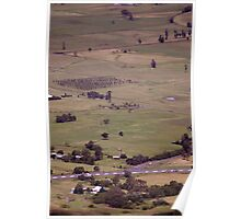 Dry Countryside Poster
