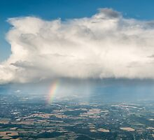 Clouds and rainbows 4 by mikey2000