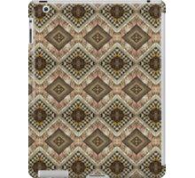 Designs on Brown iPad Case/Skin