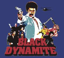 Black Dynamite by Tim Topping