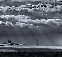 Passing storm by Geoff Carpenter