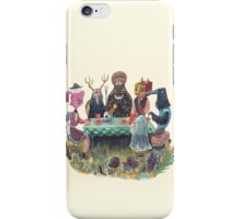 The art of ruining conversation at parties iPhone Case/Skin