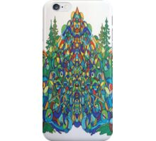 Mountain Energy iPhone Case/Skin