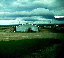 Storm clouds - Cape Breton Island, Canada by Jessica Bawden