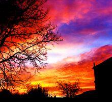 """Heaven's Canvas"" by Bradley Shawn  Rabon"