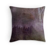 Great Spirit Eagle..Who Carries Our Prayers to the Sky Throw Pillow