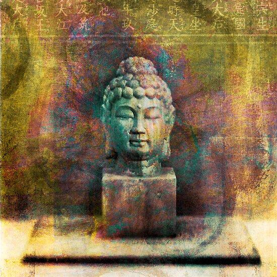 Buddha by Elena Ray