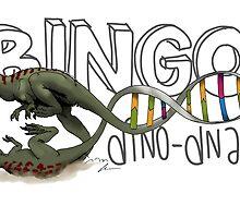 Dino DNA! by pakozoic