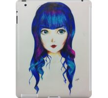 Living Doll iPad Case/Skin