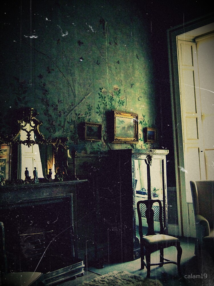 Belvoir castle bedroom by calam19