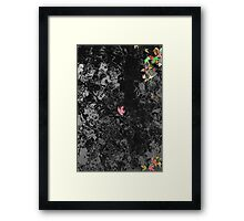 Colors Of Autumn in Water Framed Print