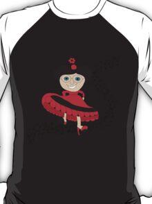 Happy lady  T-Shirt
