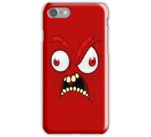 Angry iPhone Case/Skin