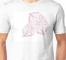 Rocket of Lines Unisex T-Shirt