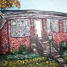"""14017 Adkins Road"" by Adela Camille Sutton"