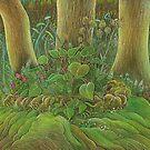 Hidden Garden by judecowell
