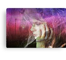 When I loved you Canvas Print