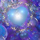 Forever Blue  by Desirée Glanville