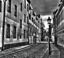 Old town Berlin-Spandau, Berlin Germany by pdsfotoart