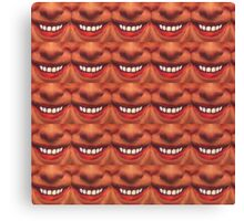 Aphex Twin - Donkey Rhubarb Canvas Print
