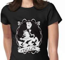 Cullen Family Crest Womens Fitted T-Shirt