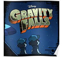 """Gravity Falls - """"Counting Stars"""" Poster"""