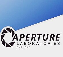 Aperture laboratories employe by zwerner