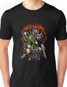 Zelda Game Of Thrones Unisex T-Shirt