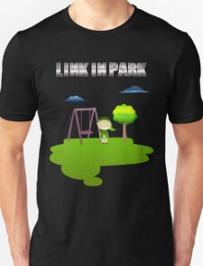 Zelda Link In Park T-Shirt