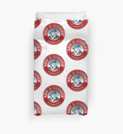 Arm & Hammer Duvet Cover