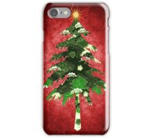 Origami Christmas iPhone Case/Skin