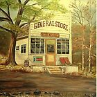 General Store by KenLePoidevin
