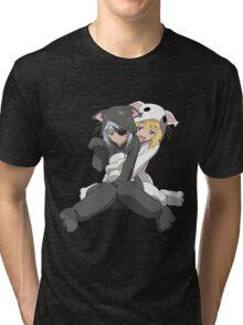 Charlotte & Laura Tri-blend T-Shirt
