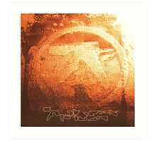 Aphex Twin - SAW2 Selected Ambient Works Vol. 2 Art Print