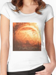 Aphex Twin - SAW2 Selected Ambient Works Vol. 2 Women's Fitted Scoop T-Shirt