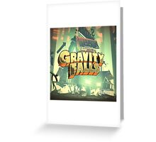 "Gravity Falls - ""The End Times"" Greeting Card"
